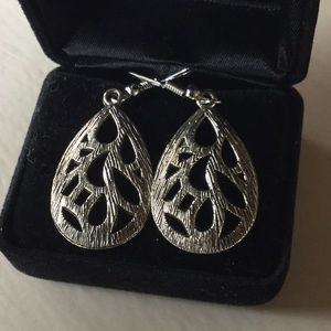 Silver Pierced Earrings